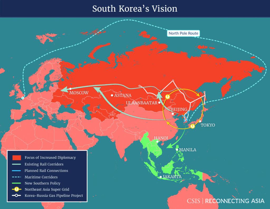 Competizione in Asia